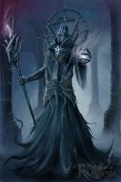 Lich by projectcedric