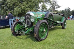1926 Bentley at Woburn by pma27