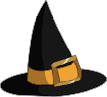 Gorro Halloween Png by RocyEditions