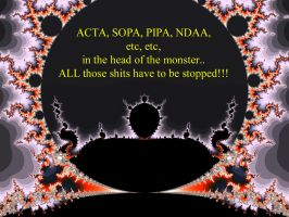 Stop ACTA etc by FractalMonster