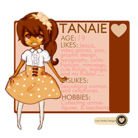 A loliable ID by Tanaie
