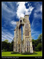 Great Arch Walsingham rld 01 by richardldixon