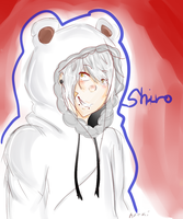 =Shiro= by Rockinface