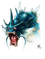 Gyarados Detail by operatingthetan