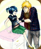 There for You by kh-bLeAcH-GURL