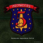 BSG Prowlers Patch by vectorgeek