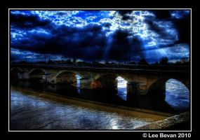 Chinon Bidge HDR by Leeby