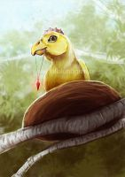 Birdking of the north by Lambidy