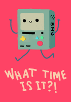 BMO by thoughtshower