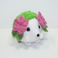 Shaymin by Heartstringcrochet