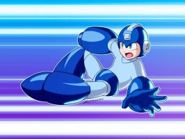 Megaman Speedrun by elmago6000
