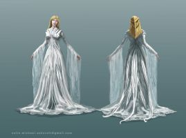 Fantasy costume 2 by Colin-Ashcroft