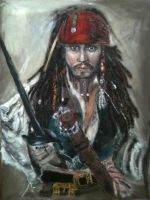 Jack Sparrow by Isabella-Parlay