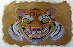 Tiger Cheese by bigcas61