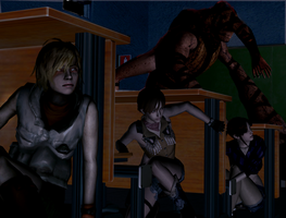 The fog world. by Ygure