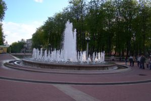 Fountain 3 by Panopticon-Stock