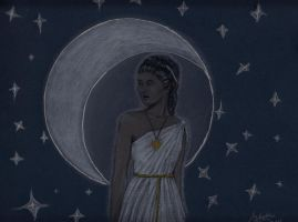 Moon by Andreth