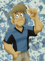The Good Ol' Martin Kratt =3 by MRottweilerDogBarks