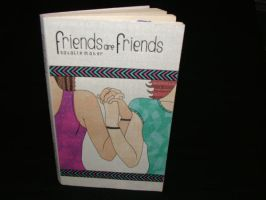 Friends are Friends book cover by oxAmixo