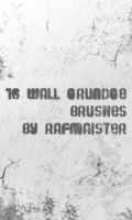 Wall Grundge Brush Set by rafmaister
