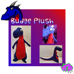 Budge Plush by VimtoWartooth