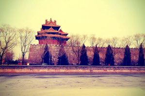 Beijing the Imperial Palace now by sunny2011bj