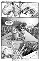 Untitled Sword Fight Page 1 by spartydragon