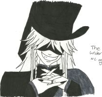 The Undertaker by Shadowismrevilgecko