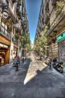 Barcelone by DLozanoPhotographie