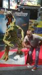 SDCC 2014 Groot and Rocket! by corysmithart