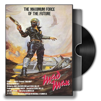 Mad Max (1979) Folder Icon by enfieldkay
