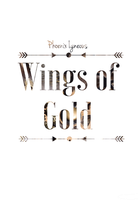 Wings of Gold (book cover) by PhoenixIgneous