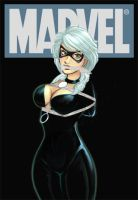 Black Cat Cleave by ticklemecastro