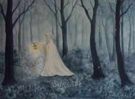 Lady of the Forest. by SueMArt