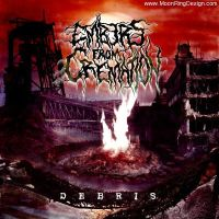 Embers-from-cremation-album-cover-design-artwork-c by MOONRINGDESIGN