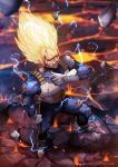 Vegeta remastered by magion02
