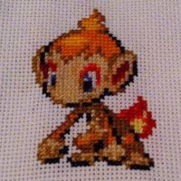 Chimchar by sfxbecks