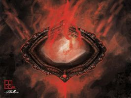 Amulet of blood by shiprock