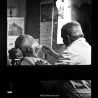 the barber by OliverJules