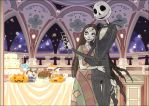 The Nightmare Before Christmas by Minakanusi-hime