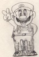 It's me, Mario by LBDNytetrayn