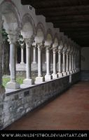 Piona's Abbey - The Abbey 2 by brunilde-stock
