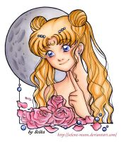 moon princess by Selene-Moon