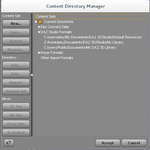 How to Locate Your DAZ Studio Content Directories by amyaimei