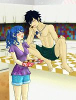 Gruvia- Cookies by Integra13
