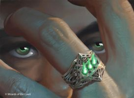Ring of Three Wishes by MarkWinters