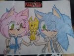 Sonamy Fairy Tale and Tails :3 by Psotka13