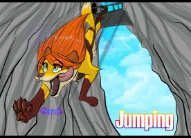 +:_Jumping_:+ by ThechnoHusky92