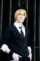 Kise Ryouta - The copycat player by OurLivingLegacy