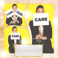 Photopack Demi Lovato #04 by Abi-Editions26